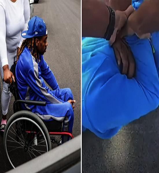 Meet Clifford Owensby and Disability: Paralplegic Man Dragged Out of A Car